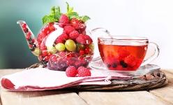 Натуральный травяной чай с сублимированными ягодами