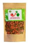 Овощная смесь – томат-паприка-морковь (100 гр)