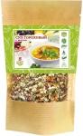Суп гороховый с пряными овощами и мясом