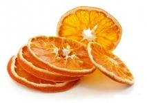 Апельсин кольцами