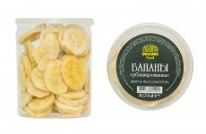Банан сублимированный в ПЭТ-банке