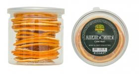 Апельсин сублимированный в ПЭТ банке